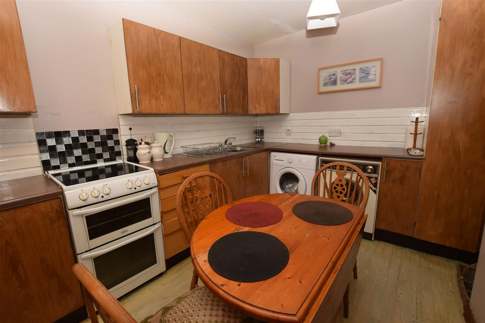 Flat A, 5, East High Street, Crieff, Perthshire, PH7 3AF, UK